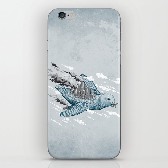 Cleaning the World iPhone & iPod Skin