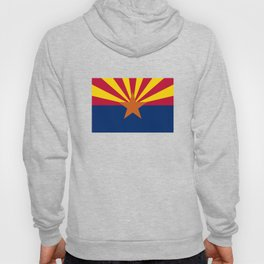 Arizona: Arizona State Flag Hoody