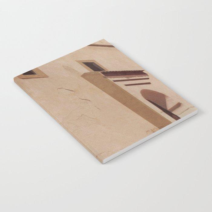 New White Dress II Notebook