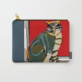 The cat and the sun Carry-All Pouch