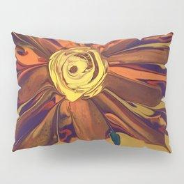 LOG CABIN QUILT Pillow Sham