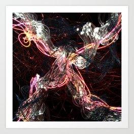 X Art Print