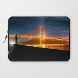 Golden Gate Dreams Laptop Sleeve