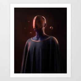 Leap Art Print