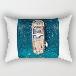 Boat Party Rectangular Pillow