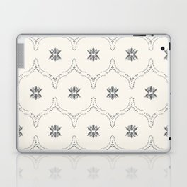 WILDFLOWER JASMIN GREY Laptop & iPad Skin