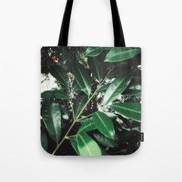 Greenery Tote Bag