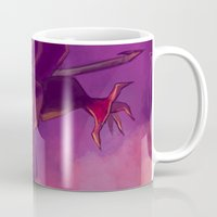 transformers Mugs featuring Transformers Animated: Starscream by Esuerc Voltimand