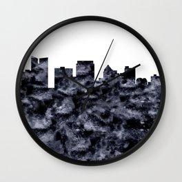 Fort Lauderdale Florida Wall Clock