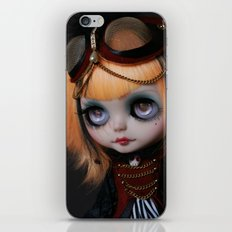 FREAKCIRCUS (Ooak BLYTHE Doll) iPhone & iPod Skin