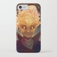 calcifer iPhone & iPod Cases featuring Calcifer by Cruz'n Creations