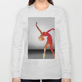 Move Dance Dance Class Dancer Ballet Gymnast Gymnastics Long Sleeve T-shirt