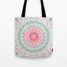 Mandala pastel no. 5 Tote Bag