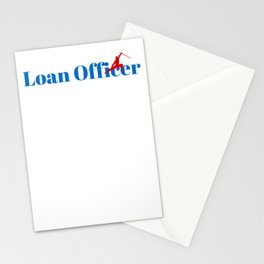 Top Loan Officer Stationery Cards