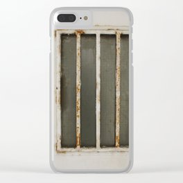 Welcome to Prison Clear iPhone Case