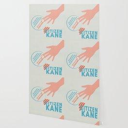 Citizen Kane, minimal movie poster, Orson Welles film, hollywood masterpiece, classic cinema Wallpaper