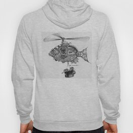 Weebits Flying Fish Excursion Hoody