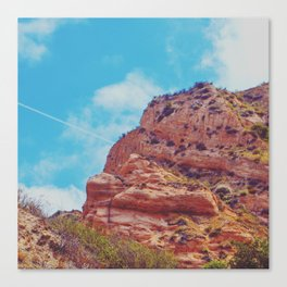 Trails Canvas Print
