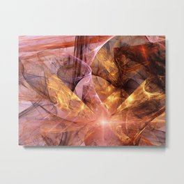 I Wish I Was a Fool For You Metal Print
