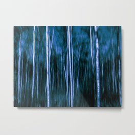 In the forest XX Metal Print