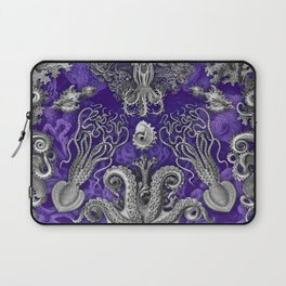 The Kraken (Purple) Laptop Sleeve