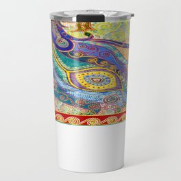 Feathery Dreams Travel Mug