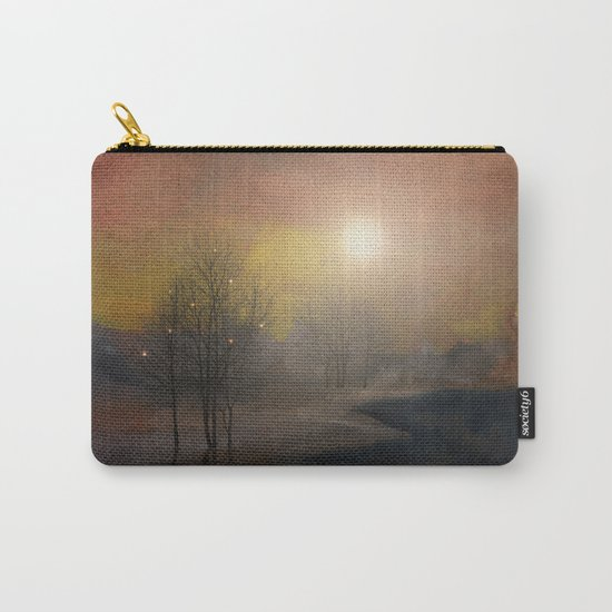 Calling The Sun IX Carry-All Pouch
