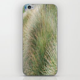 Beach Grass, New Zealand  iPhone Skin