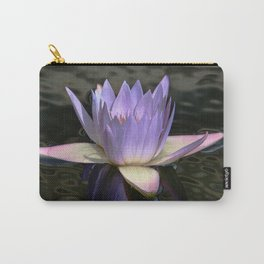 Dark Water Shimmering Carry-All Pouch