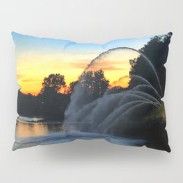 Thames River from London, Ontario Pillow Sham