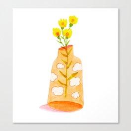 Flowers dream Canvas Print