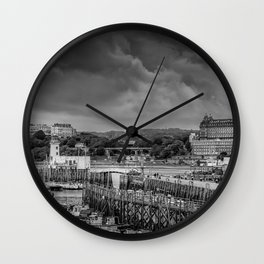 Scarborough South Bay Wall Clock