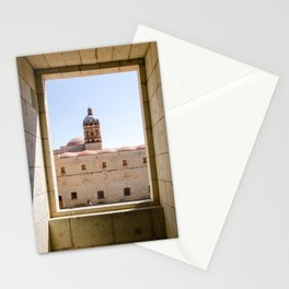 Framed views Stationery Cards