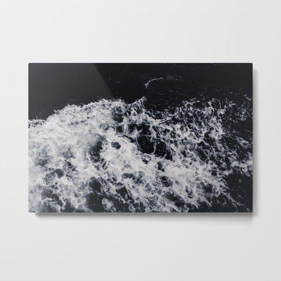 Deep water #ocean Metal Print