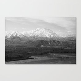 Mt McKinley Canvas Print