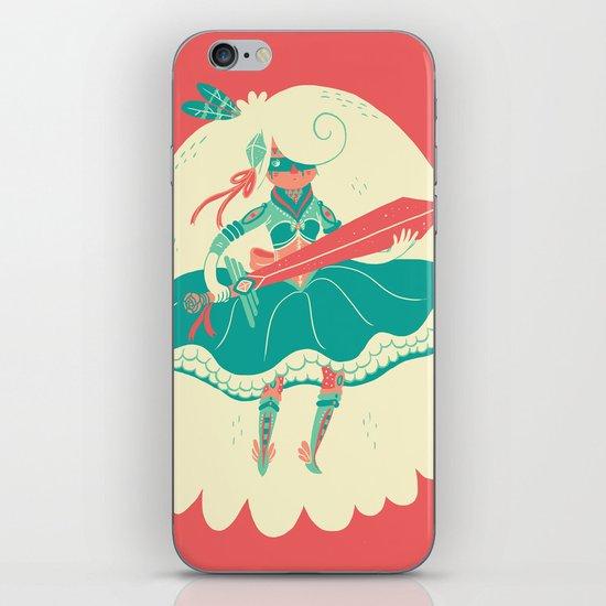 Magical Ass Kicker iPhone & iPod Skin