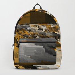 abandoned Backpack