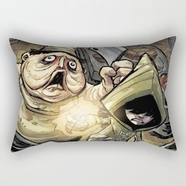 Little Nightmares Rectangular Pillow
