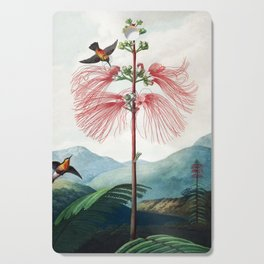Large Flowering Sensitive Plant - The Temple of Flora Cutting Board