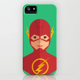 flat for flash iPhone Case