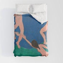 Dance (1) by Henri Matisse Duvet Cover