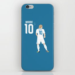 Luka Modric - Real Madrid iPhone Skin