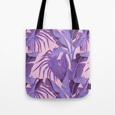 Tropical '17 - Starling [Banana Leaves] Tote Bag