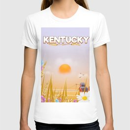 Kentucky great egg yolk in the sky. T-shirt