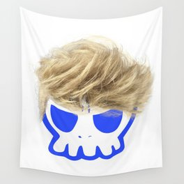 Willy the Wig Wall Tapestry