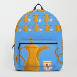 Arabic coffe pot Backpack