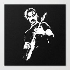 Zappa Guitar Canvas Print