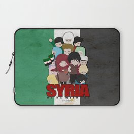SYRIA - We're With You Laptop Sleeve