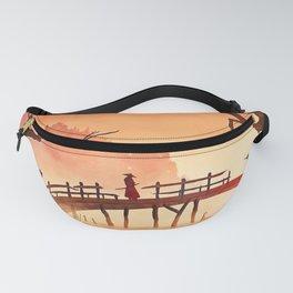 Samurai Scene, Bushido Ronin Fanny Pack
