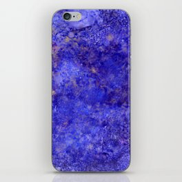NEW Alcohol Ink Indig-oh! iPhone Skin